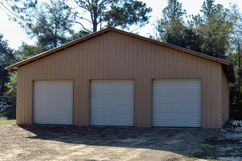 Pole barns prices in florida